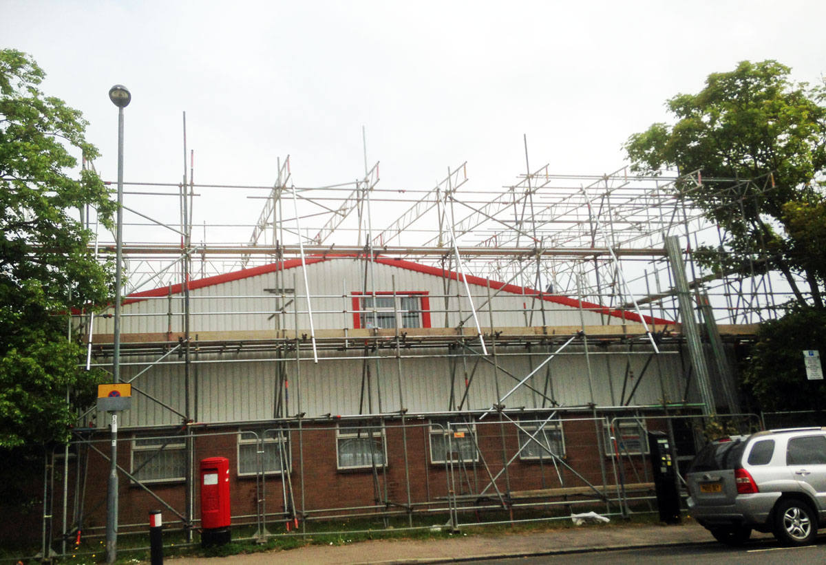 Scaffolding Services Southampton