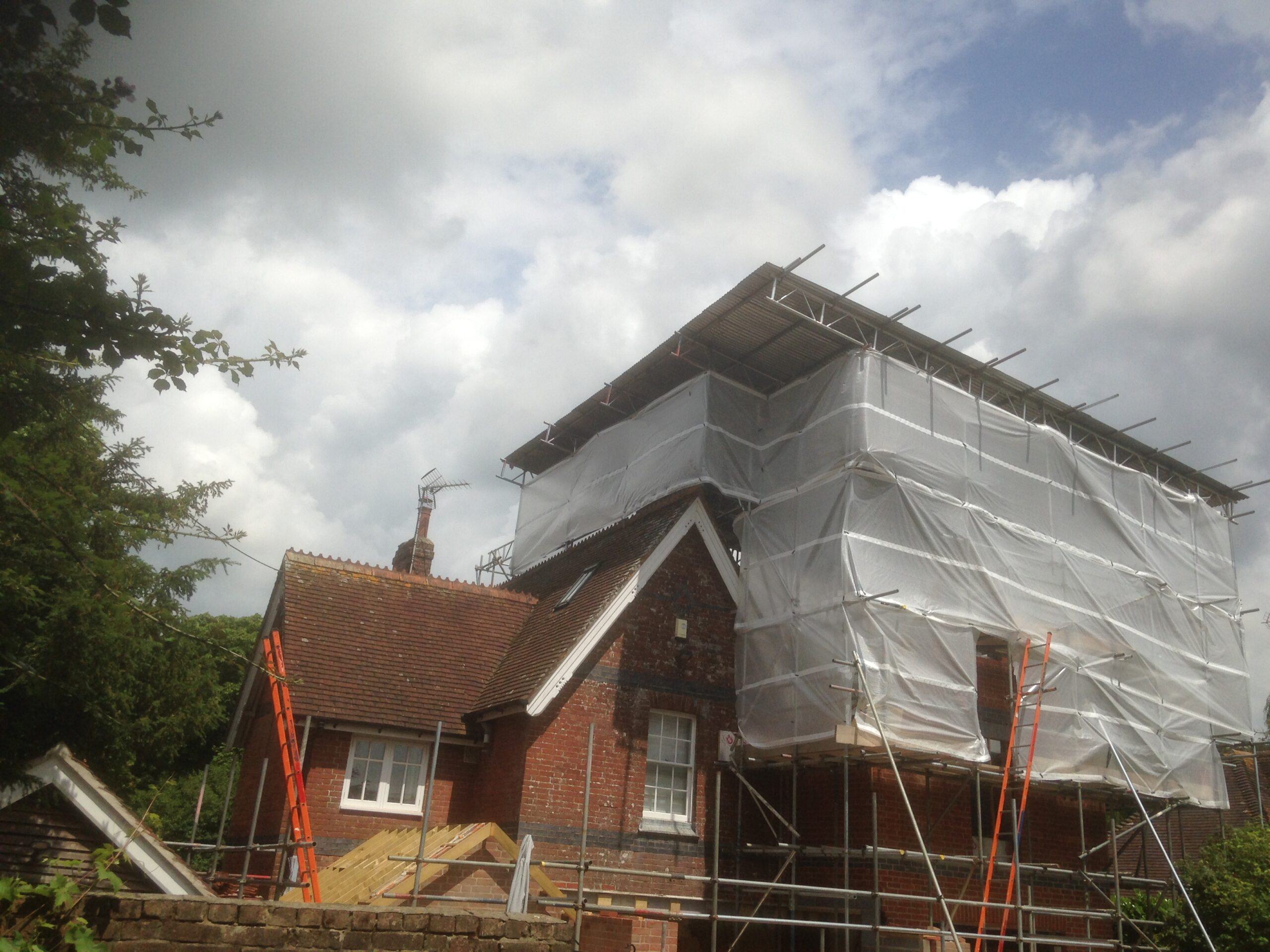 Scaffolding Company New Forest