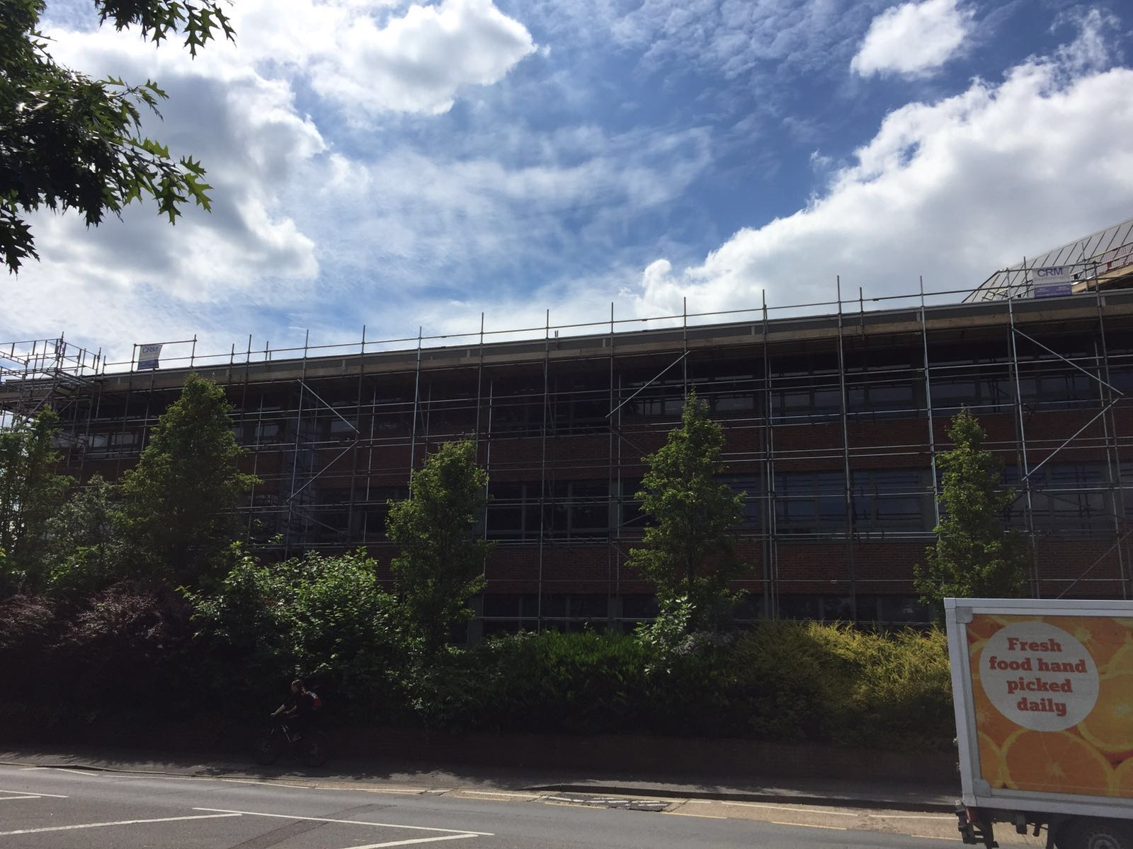 Scaffolding Services New Forest